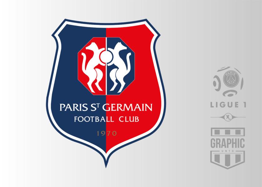 """Quand Graphic UNTD décide de """"Parisianniser"""" la Ligue 1"""