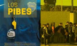 """""""Los Pibes"""", le film sur les espoirs des jeunes de Boca Juniors"""