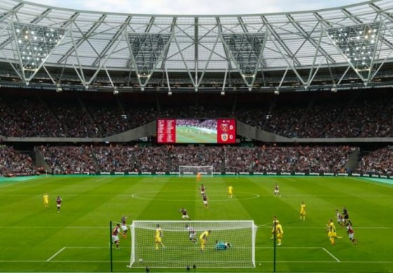Quand le monde se déplace à Rio, West Ham investit le Stade Olympique de Londres 2012