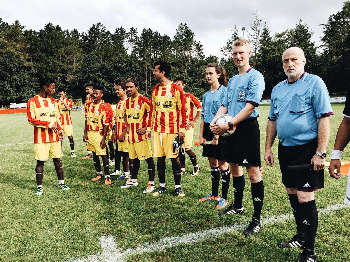 Le FC Lampedusa St-Pauli, club des réfugiés