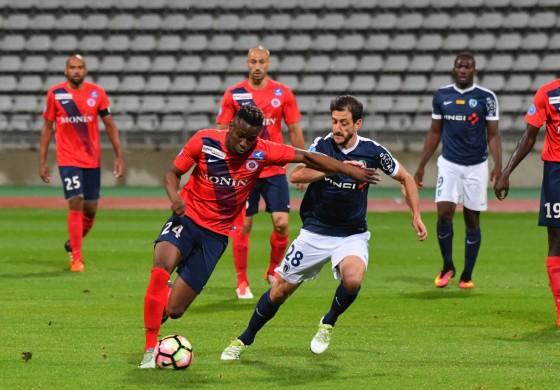 On a assisté à Paris FC / Châteauroux en National