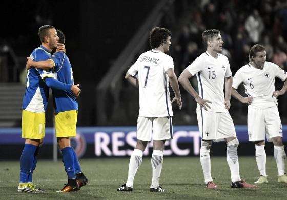Le Kosovo a fait match nul en Finlande, mais l'important est ailleurs
