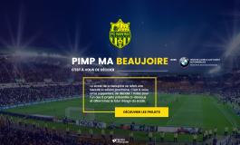 """""""Pimp my Beaujoire"""" invite les internautes à personnaliser les tribunes"""