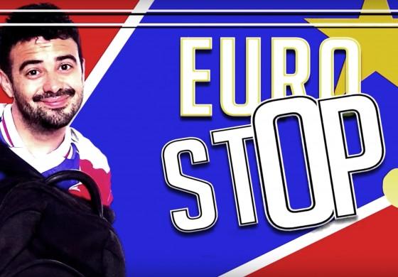 Euro Stop : 40 jours et 6 vidéos pour un tour d'Europe