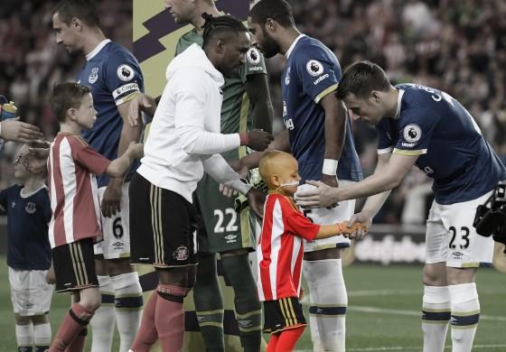 Everton fait un don de 240 000 € pour un fan de Sunderland