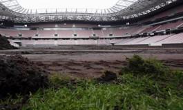 Fronde des Niçois contre l'état de la pelouse de l'Allianz Riviera