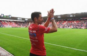 Un ancien joueur de Southampton a rallié tous les stades de Premier League et Championship