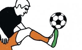 Le foot, un stade plein de romans et de poèmes