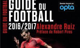 Le Guide du football 2016/2017, le big data de la saison