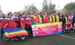 Les journées #FootballPeople luttent contre l'homophobie