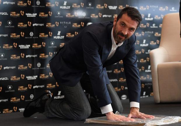 Qu'est-ce que le Golden Foot, le dernier prix gagné par Gigi Buffon ?