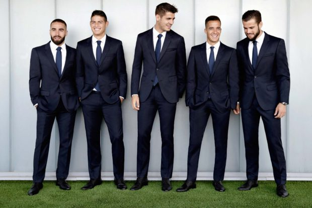 Hugo Boss nouvel habilleur du Real Madrid