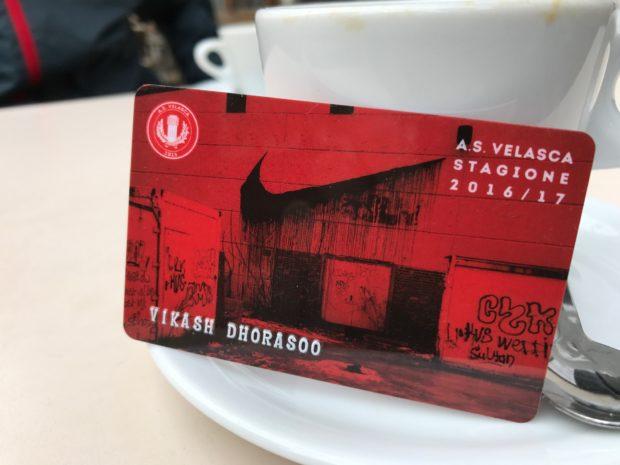 L'AS Velasca a dévoilé son univers artistique pour la saison 2016-2017