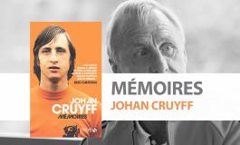 Cruyff par Johan : l'autobiographie captivante