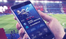 Stadium App, l'application fan experience du PSG