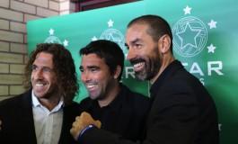 Star Sixes, une nouvelle compétition des icônes du football