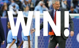 """Win!"", le documentaire sur la création du New York City FC"