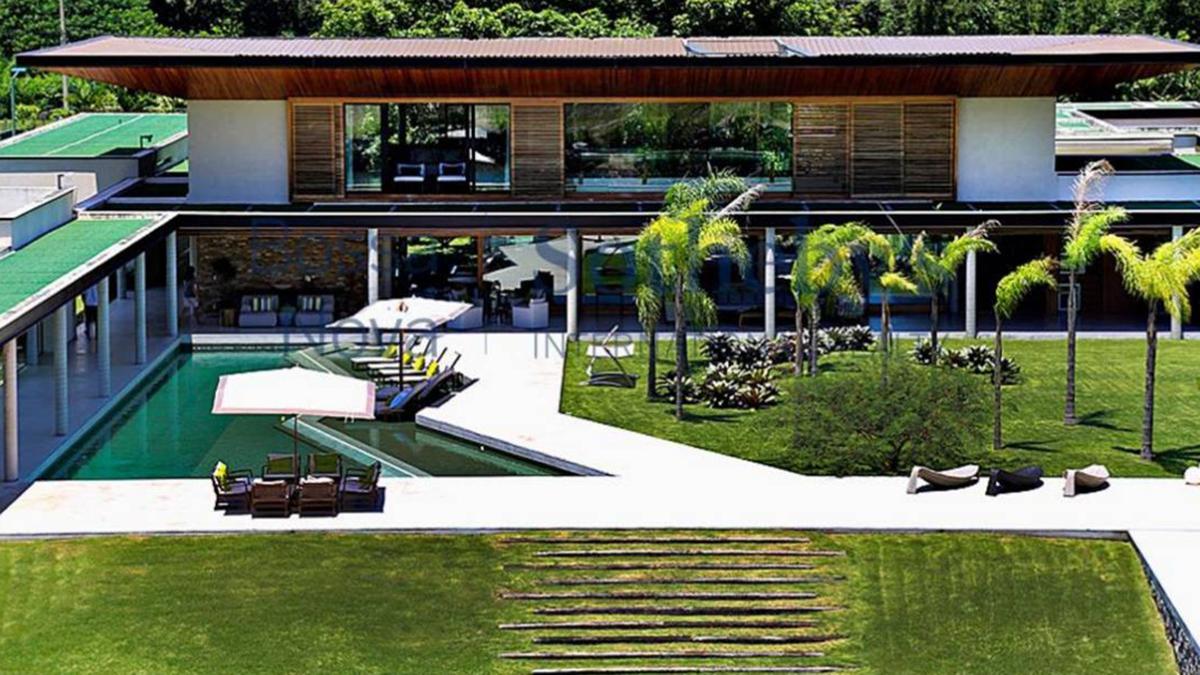 au br 233 sil la nouvelle maison de neymar 224 8m