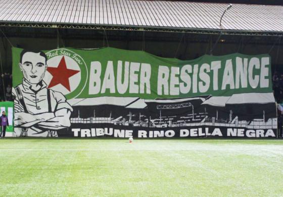 """Le Red Star FC s'associe à la """"pétition des 2999"""" pour sauver le stade Bauer"""
