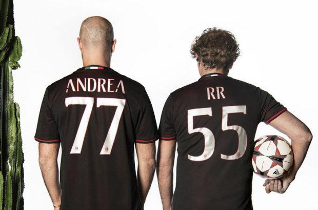 """Le Milan AC choisit Diesel comme nouveau """"style partner"""""""
