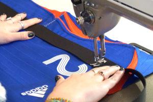 1Bag1Match recycle vos maillots de foot préférés en sacs de sport