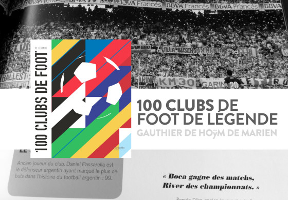 Le tour du monde du foot en 100 clubs