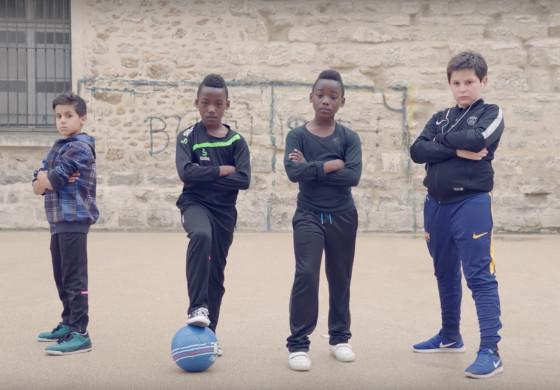 """""""Ballon sur bitume"""", le docu sur la culture street foot"""
