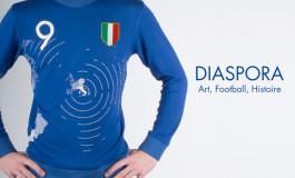 Le maillot de la diaspora italienne fabriqué à 500 exemplaires