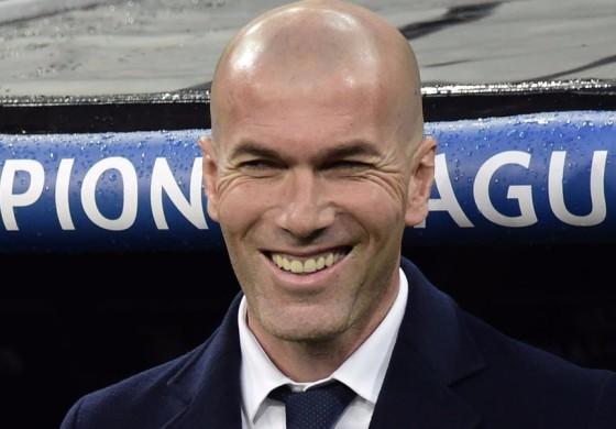 Zinédine Zidane, la victoire est en lui