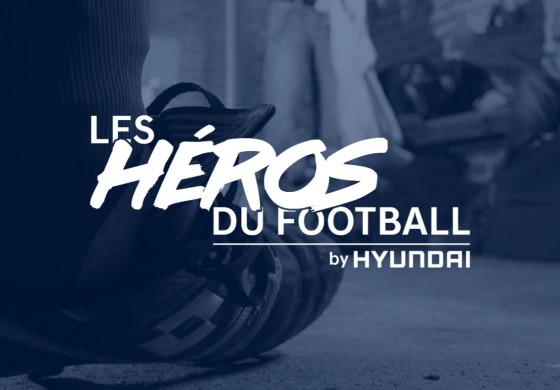 Hyundai récompense les héros du football