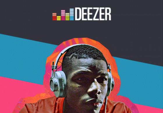 Deezer est le nouveau partenaire musical officiel de Manchester United