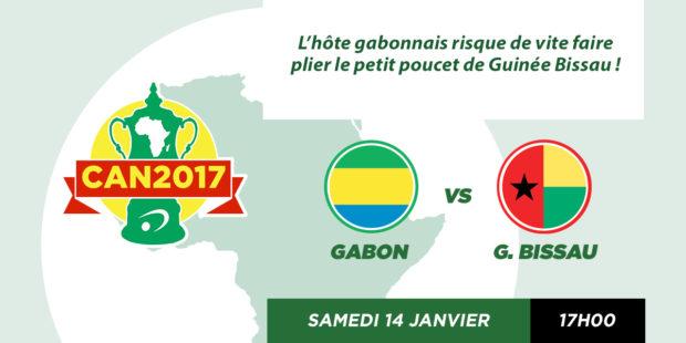 Gabon / Guinée Bissau : quels pronostics pour le match d'ouverture de la CAN ?