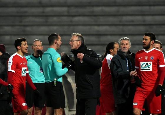 Le Stade Brestois, une défaite et un beau geste