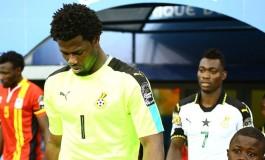 L'étonnant grigri du gardien du Ghana pendant la CAN 2017