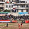 Retour du football à Alep