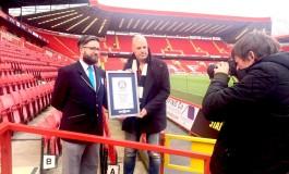 Un Anglais a battu le record du nombre de stades visités en un minimum de temps