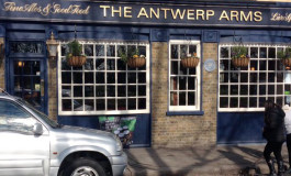 The Antwerp Arms, un pub à l'image des Spurs
