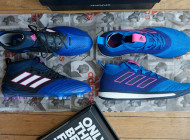 Test de la collection BlueBlast d'adidas