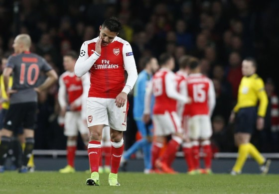 J'ai mal à mon Arsenal
