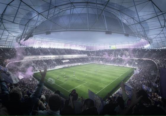 La Fiorentina va-t-elle avoir le plus beau stade du monde ?