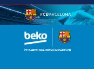 Beko permet à des internautes d'aller s'entraîner avec le FC Barcelone