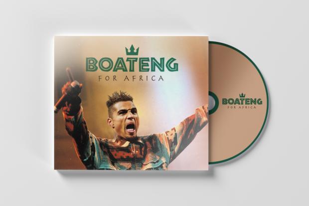 Des footballeurs sur des pochettes de CD