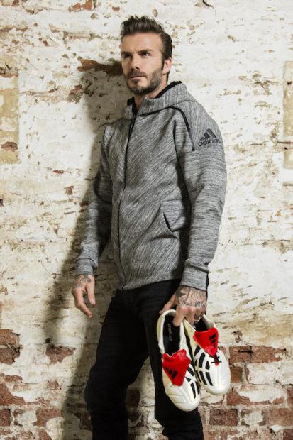 adidas réédite la Predator Mania de David Beckham