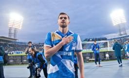 Un maillot spécial du Zenit pour fêter les 10 ans de Nicolas Lombaerts