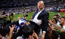 Tour d'Europe : le Real Madrid et la Juventus sacrés