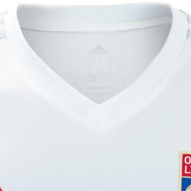 Adidas dévoile les maillots 2017-2018 de l'Olympique Lyonnais
