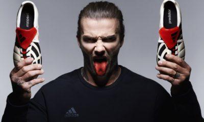 David Beckham présente la Predator Mania 2017