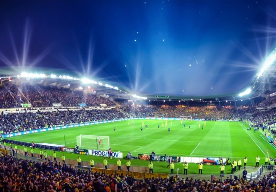 Le FC Nantes offre les sièges de la Beaujoire à ses abonnés