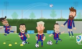 On a échangé avec Grégory, le gagnant Beko qui va fouler le Camp Nou ce week-end