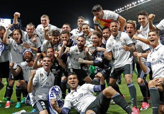 Bilan Liga 2016/17 : Zidane déjà roi d'Espagne